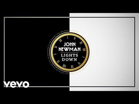 """John Newman estrena el tema """"Lights Down"""""""