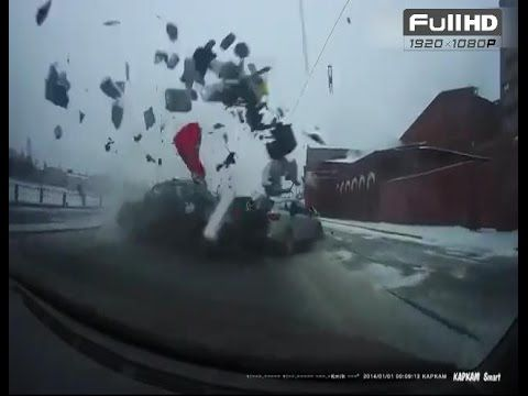 Compilation de crash et accidents de Voitures n°398 en HD | Car Crashes Compilation & Accidents