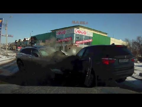 Compilation de Crash Hard en voitures n°17 | Car Crashes HARD Compilation - Méga-Crash