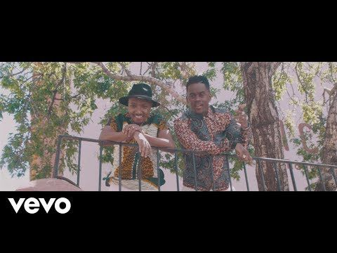 LE DUO DU MOMENT Black M - Frérot (Clip officiel) ft. Soprano