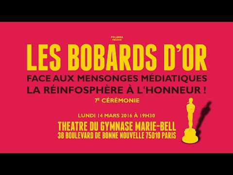 Les bobards d'OR 2016.