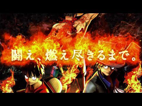 One Piece Burning Blood annoncé par Bandaï Namco