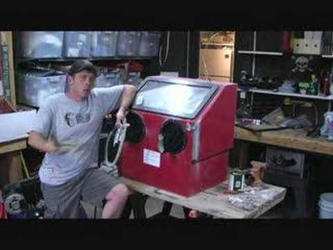 The Truth About Sand Blasting Units