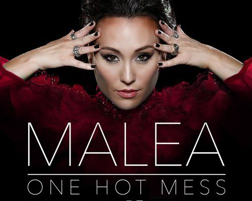 "Malea ""One Hot Mess"" (Dave Aude Future House Radio)"