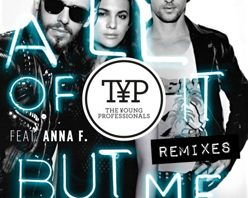 All Of It But Me feat. Anna F. (Tomer Maizner & Mozes Remix)