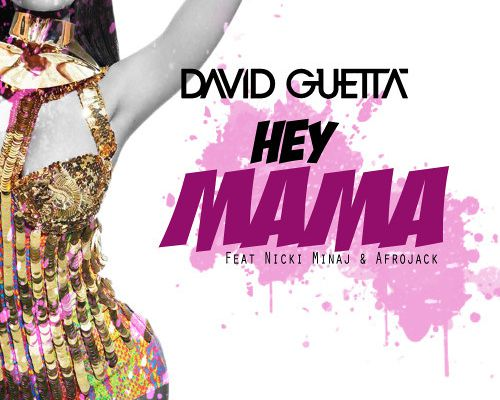 David Guetta Ft Nicki Minaj - Hey Mama (Alien Vs Afrojack Vs Amaury Transition Edit)