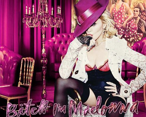 Madonna - Bitch I'm Madonna feat. Nicki Minaj (Chippon Remix)