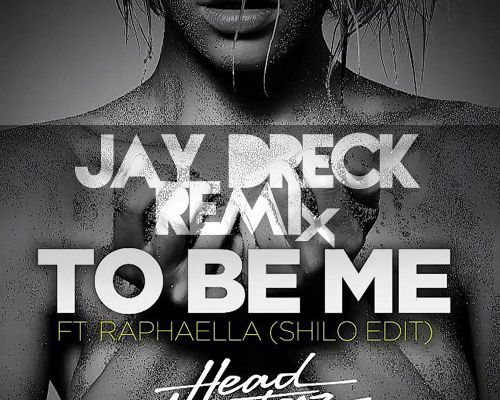 Headhunterz Feat. Raphaella - To Be Me (Shilo Edit) [Jay Dreck Remix]