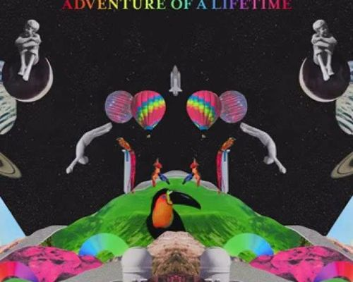 Coldplay - Adventure Of A Lifetime (DJ Geri Remix )