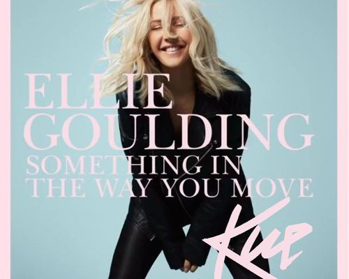 ELLIE GOULDING Something In The Way You Move (Kue Remix)