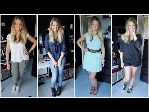 Back to school : lookbook de rentrée !!