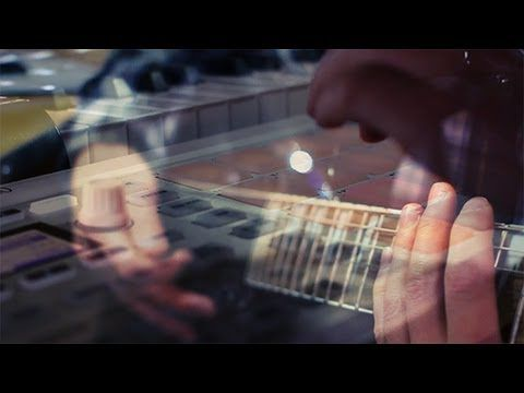 Playing and Sampling Guitar with Maschine:...