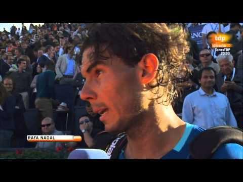 Vidéo - Barcelona - Interview - Match vs Almagro