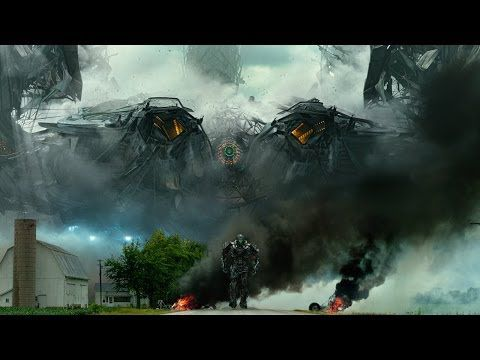 Transformers: Age of Extinction, Trailer