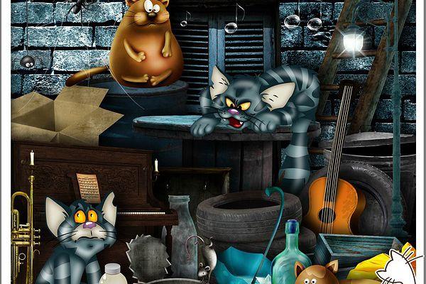 """Street cat"""