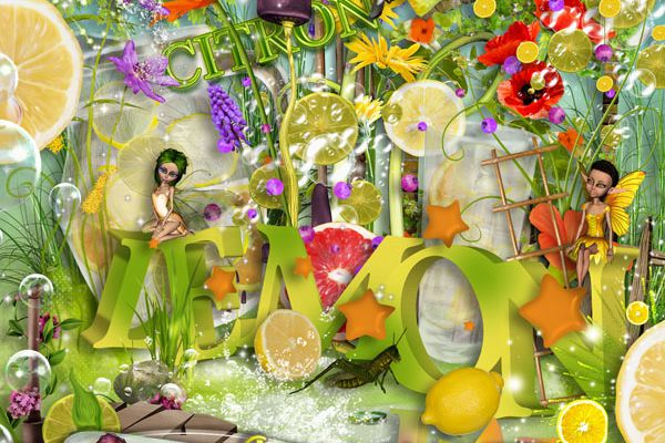 """ Lemonade in fairyland """