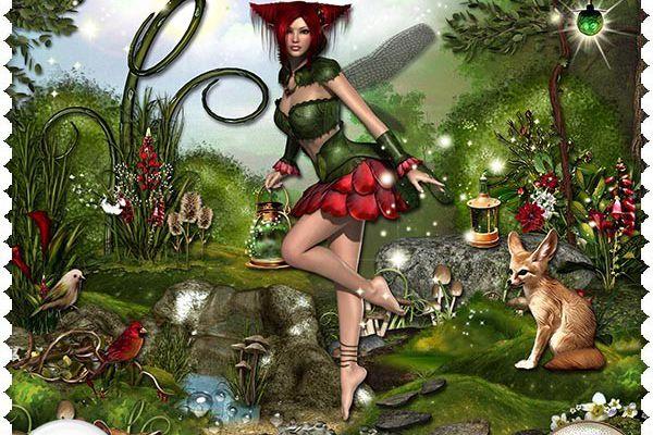 """""""Ruby Fairy"""""""
