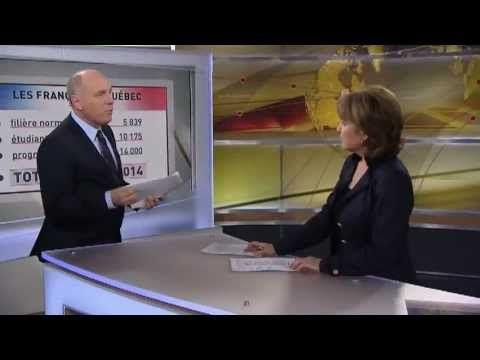 Reportages sur l'immigration française au Québec