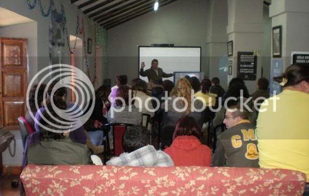 Reunión para los Jovenes