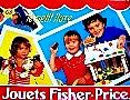 "Le catalogue ""Fisher-Price"" de l'année 1979 !"