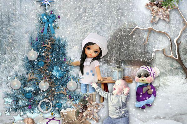 """ Frozen Xmas """