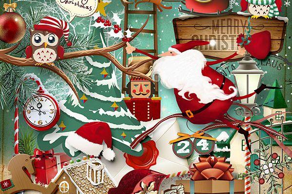 """ Ho ! Santa """