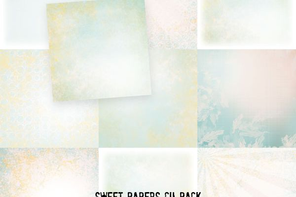 Sweet Papers *** CU *** Papers by Simplette