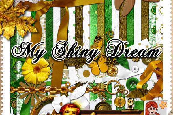 "Freebie : QP ""My Shiny Dream"""