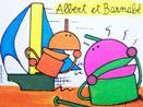 L'Ile aux Enfants : Albert et Barnabé ! !!
