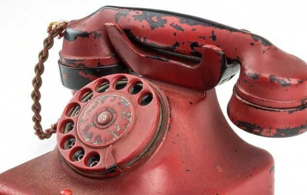 How Hitler's phone has caused an international bust-up 72 years after his death