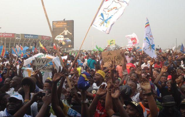 RT @ICIBrazza: RDC: des milliers de Congolais à...