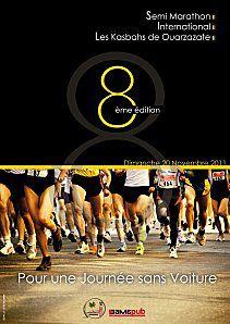 Semi marathon ouarzazate