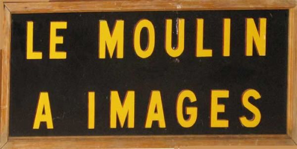 Le Moulin à Images