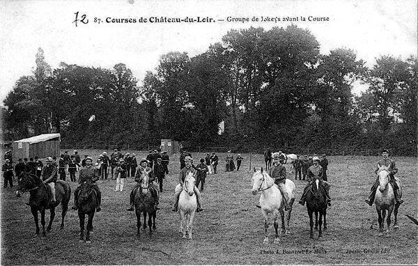 CENTENAIRE DES COURSES HIPPIQUES