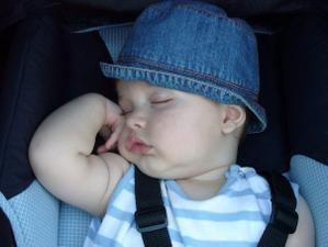 Le sommeil de Monsieur Bébé