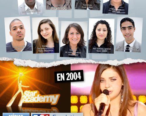 "Radia, de la Star Ac' à la ""TF1 Academy"" !"