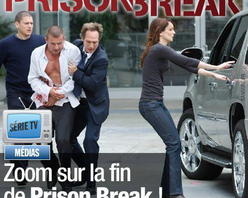 SÉRIE TV / Zoom sur la fin de Prison Break !