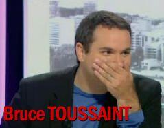 Pour Bruce Toussaint, Raymond Domenech est mort !