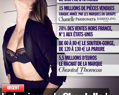 Le business de Chantelle !