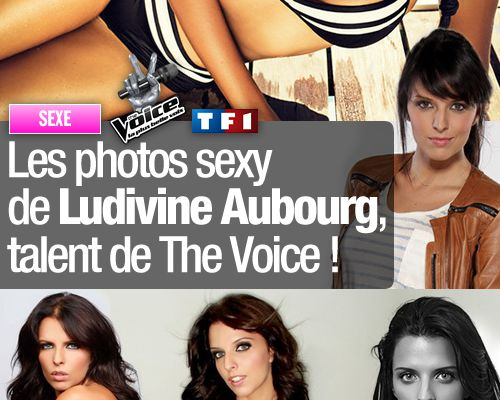 Les photos sexy de Ludivine Aubourg de The Voice !