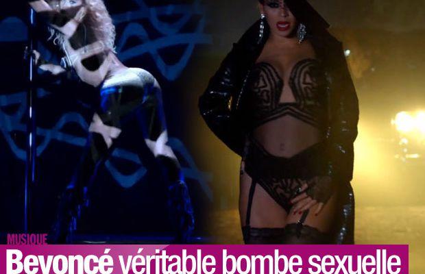 Beyoncé véritable bombe sexuelle dans son clip Partition ! #Beyonce