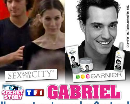 Secret Story : Gabriel, un secret peut en cacher 2 autres !