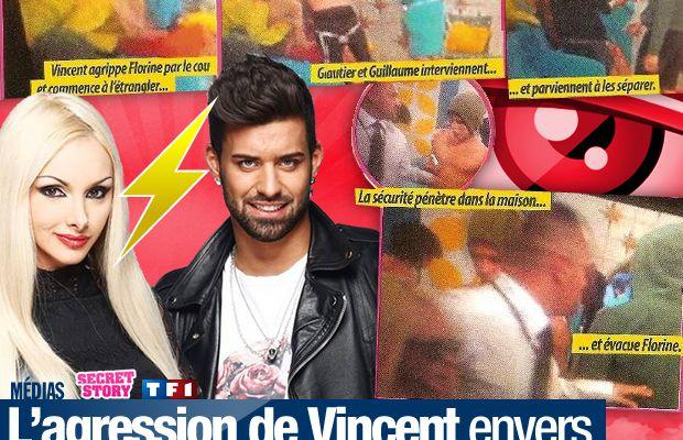 L'agression de Vincent envers Florine censurée sur TF1 ! #SS7
