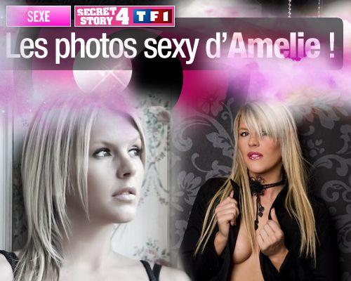 Secret Story : les photos sexy d'Amélie !