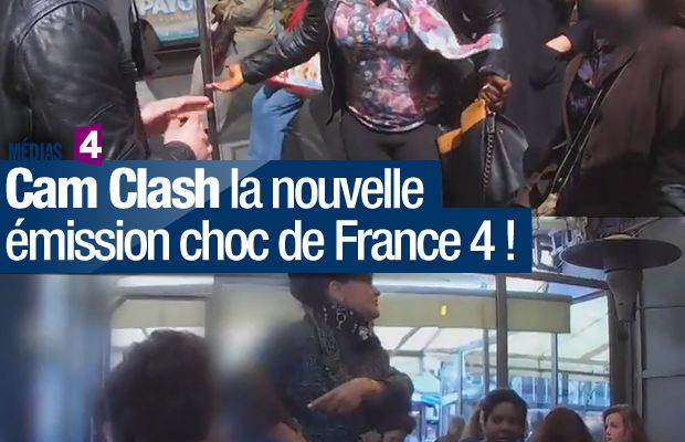 Cam Clash la nouvelle émission choc de France 4 ! #CamClash