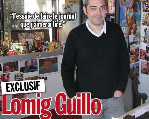 EXCLUSIF / Lomig Guillo, rédacteur en chef de FHM (Interview vidéo + gagnants concours)