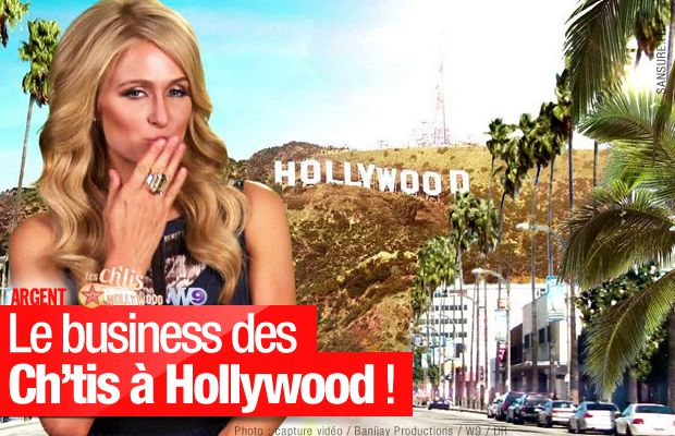 Le business des Ch'tis à Hollywood ! #LCAH