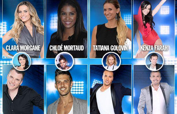 Voici le casting des 8 célébrités de Ice Show ! #M6 (mis à jour)
