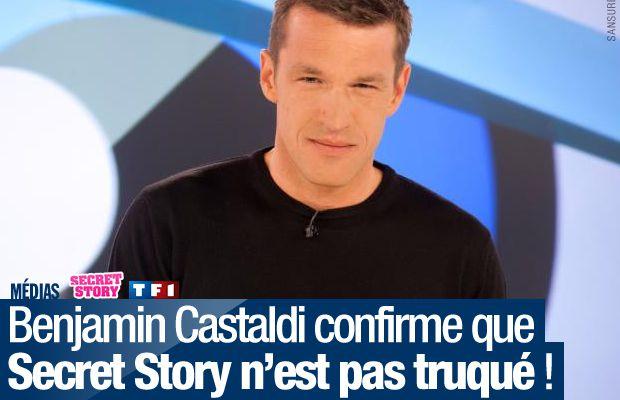 Benjamin Castaldi confirme que Secret Story n'est pas truqué ! #SS7