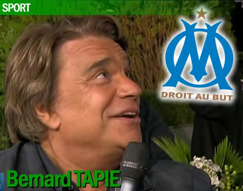 Bernard Tapie : va t-il racheter l'OM ?